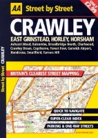 Crawley AA street map